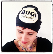 Helle Abild, owner of BUGInamnam, BUGIstudio & BUGIisland