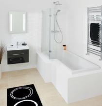 Strømberg shower badekar